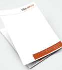 Legal Service Custom Multipurpose Letterhead