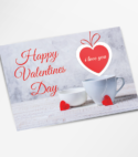 Classy Valentine's Day Multipurpose Custom Card