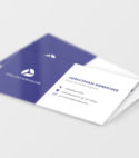 Custom Business Card (1 Sided)