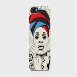 Custom Gele Girl iPhone 5/5s Phone Case